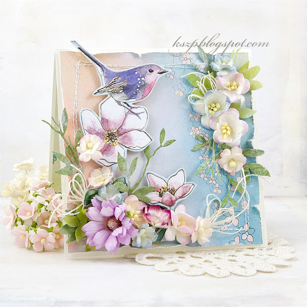 Craft Ideas Some Creative Paper Cards From Wild Orchid Cards New