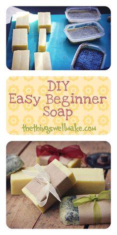 DIY 18 Incredible Homemade Soap Making Tutorials