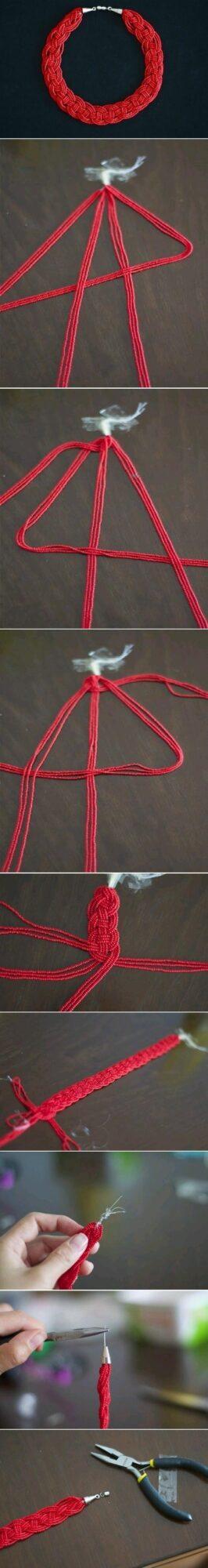 24 Super Easy DIY Bracelets 1