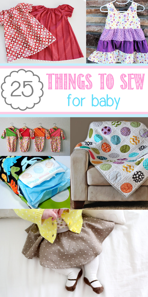 75 Easy Sewing Projects You Should Try
