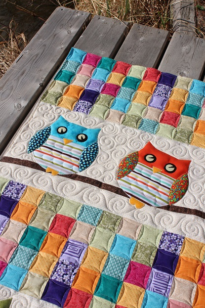 Whoo's Your Baby Quilt Pattern