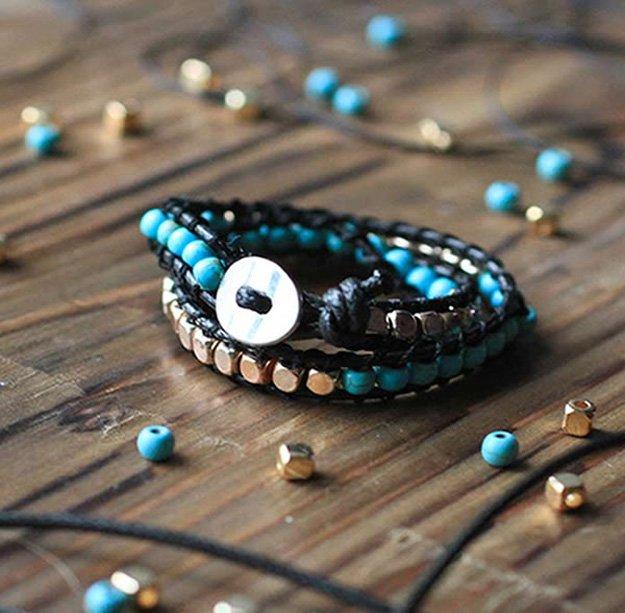 DIY Beaded Bracelet | DIY Beaded Bracelets You Bead Crafts Lovers Should Be Making