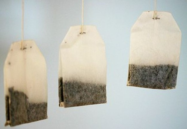 Freshen Small Spaces | 10 Uses for Used Teabags For Crafters Who Love Tea