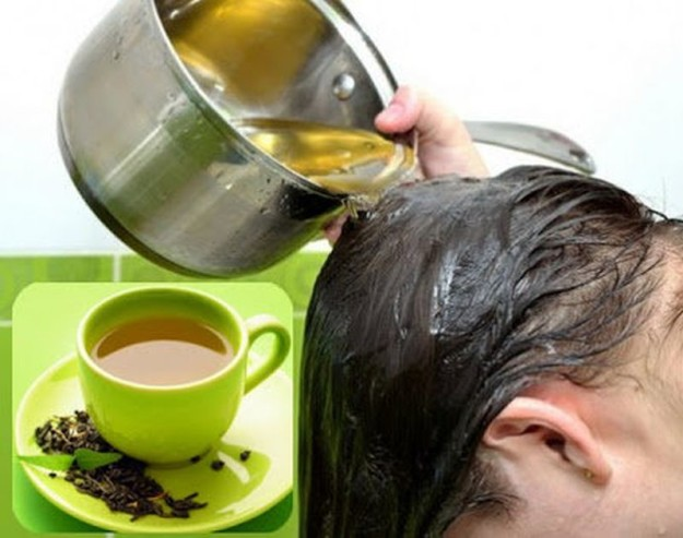 Hair Conditioner | 10 Uses for Used Teabags For Crafters Who Love Tea