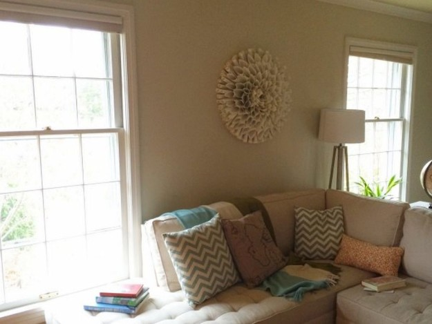 Book Page Wall Wreath   15 Free Recycled Craft Ideas: Beautify Your Space Without Spending a Dime