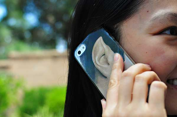 Creepy Phone Case | 18 Ingenious DIY Projects to Make in Under an Hour