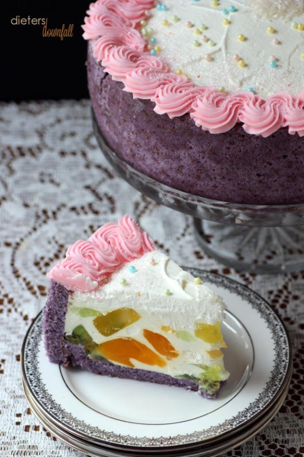 Jewel Jello Cake