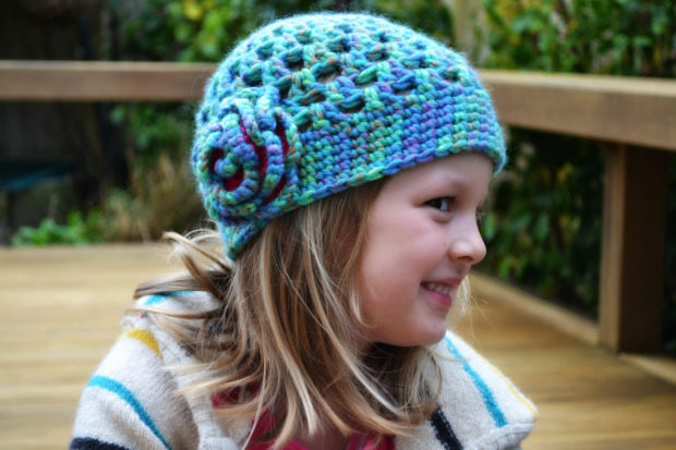 Madison's Hat Free Crochet Pattern