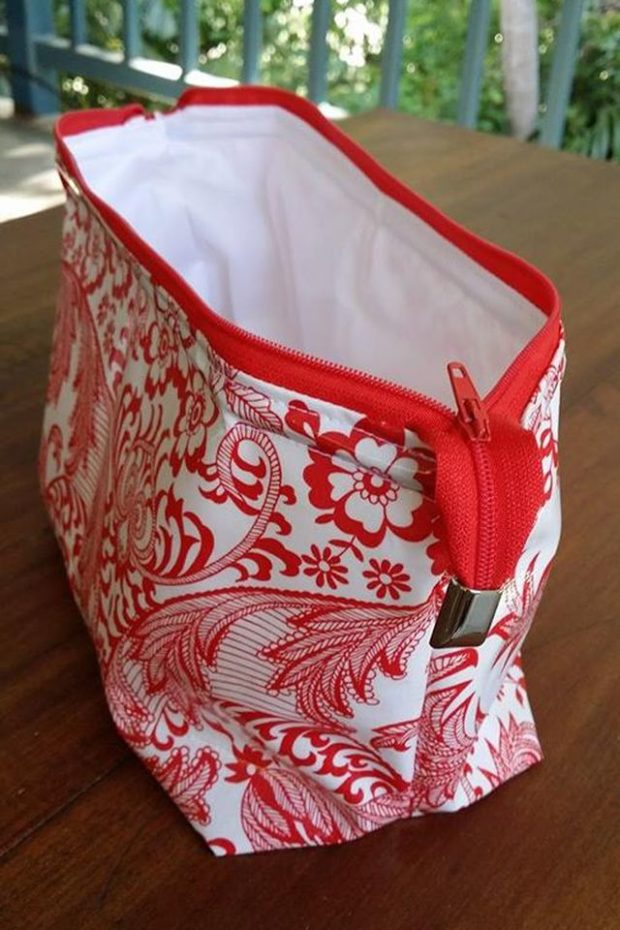 Retreat Bag Sewing Tutorial 2