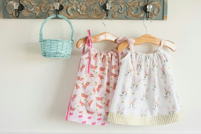 Pillowcase Dress Tutorial Free Sewing Pattern New Craft Works